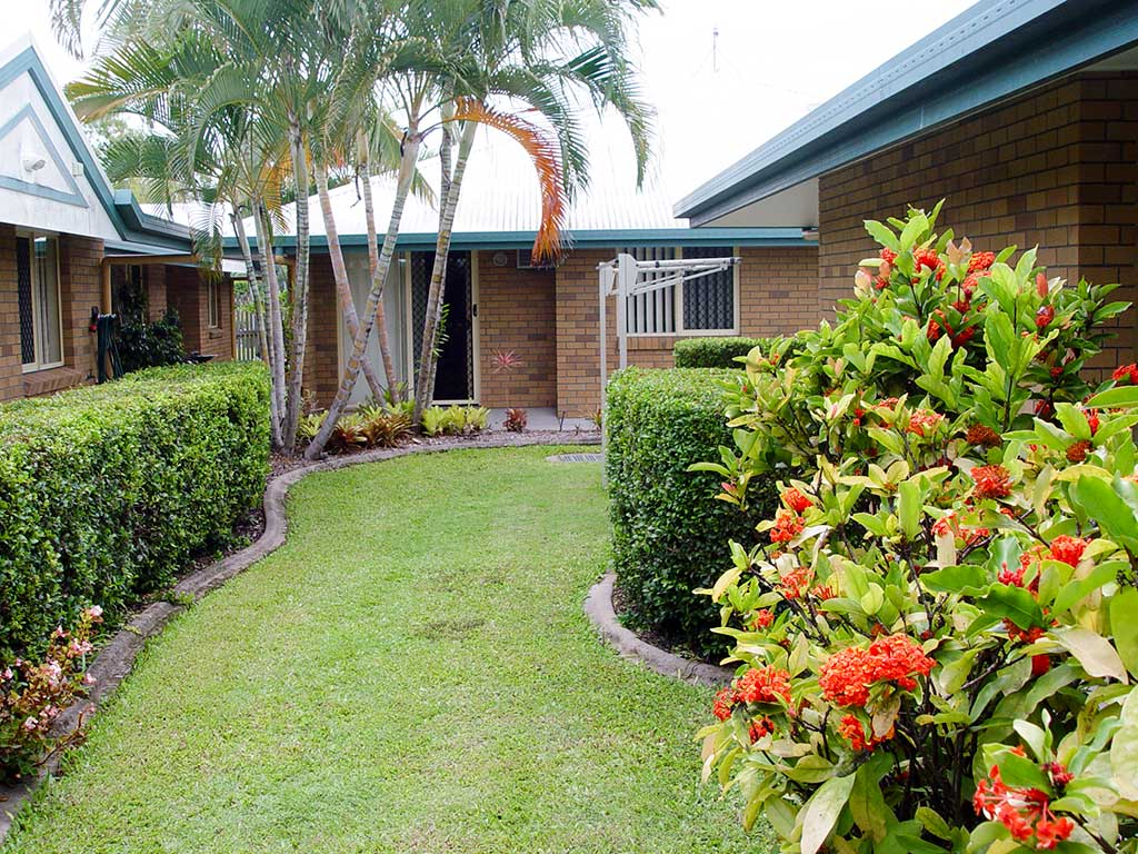 Mackay senior rental accommodation